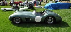 1957 Aston Martin DBR1 40