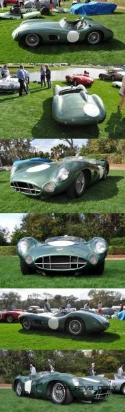 1957 Aston Martin DBR1 41-vert