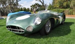 1957 Aston Martin DBR1 44