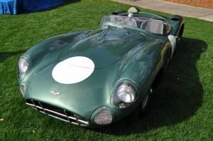 1957 Aston Martin DBR1 45