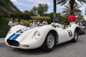 1958 Lister-Jaguar Knobbly 12