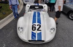 1958 Lister-Jaguar Knobbly 17