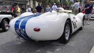 1958 Lister-Jaguar Knobbly 27