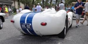 1958 Lister-Jaguar Knobbly 28