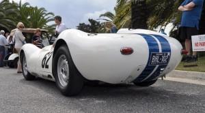 1958 Lister-Jaguar Knobbly 33