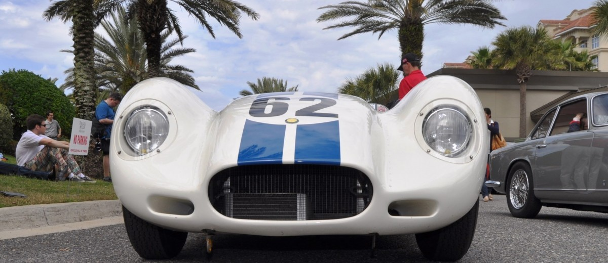 1958 Lister-Jaguar Knobbly 6