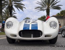 Amelia Island 2015 Galleries – 1958 Lister-Jaguar Knobbly