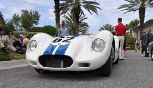 1958 Lister-Jaguar Knobbly 8