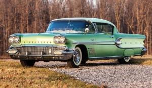 1958 Pontiac Bonneville Sport Coupe 1