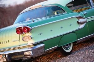 1958 Pontiac Bonneville Sport Coupe 11