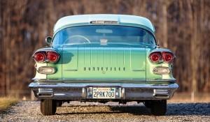 1958 Pontiac Bonneville Sport Coupe 13