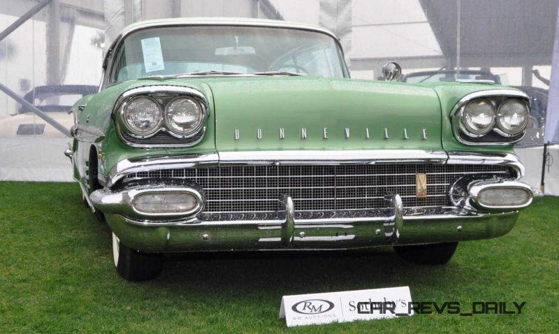 1958 Pontiac Bonneville Sport Coupe 24