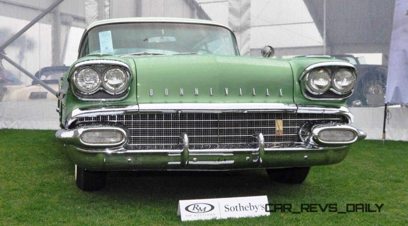 1958 Pontiac Bonneville Sport Coupe 25
