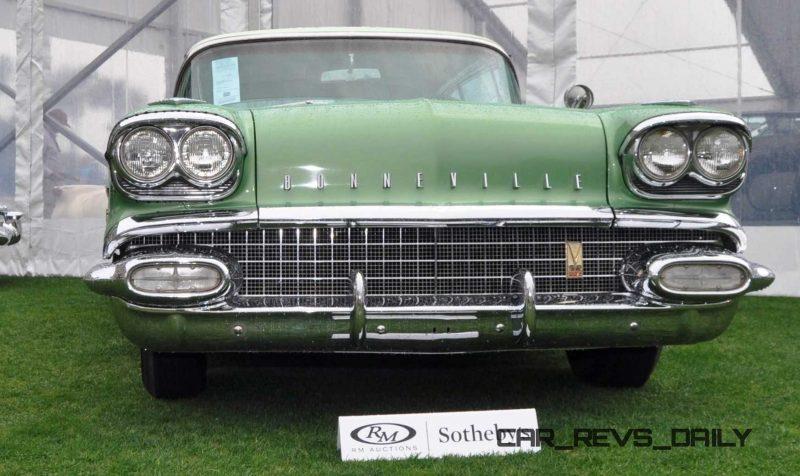 1958 Pontiac Bonneville Sport Coupe 26