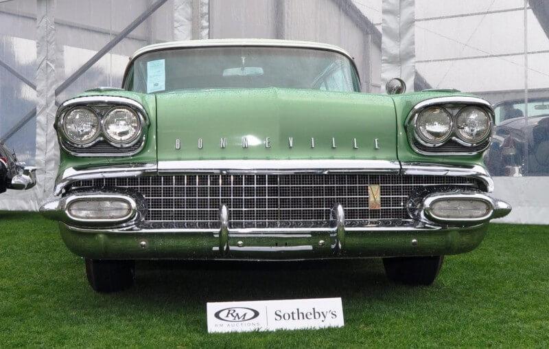 1958 Pontiac Bonneville Sport Coupe 27