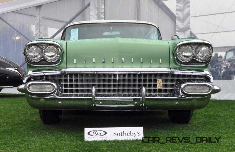 1958 Pontiac Bonneville Sport Coupe 28