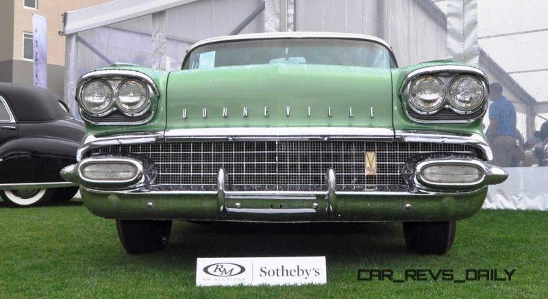1958 Pontiac Bonneville Sport Coupe 29