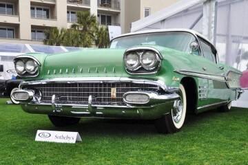 1958 Pontiac Bonneville Sport Coupe 33