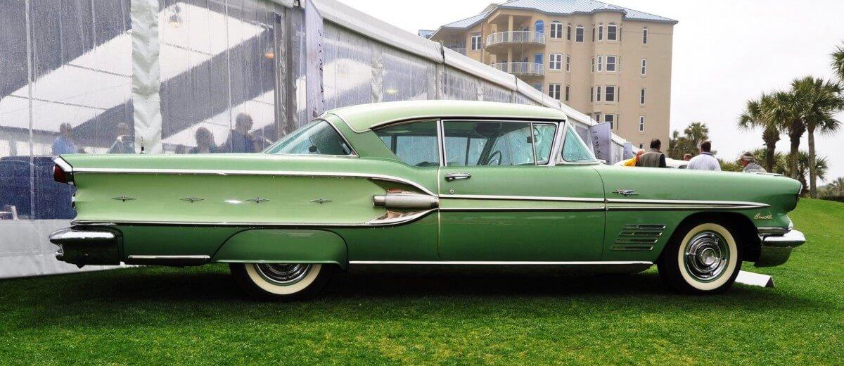1958 Pontiac Bonneville Sport Coupe 69