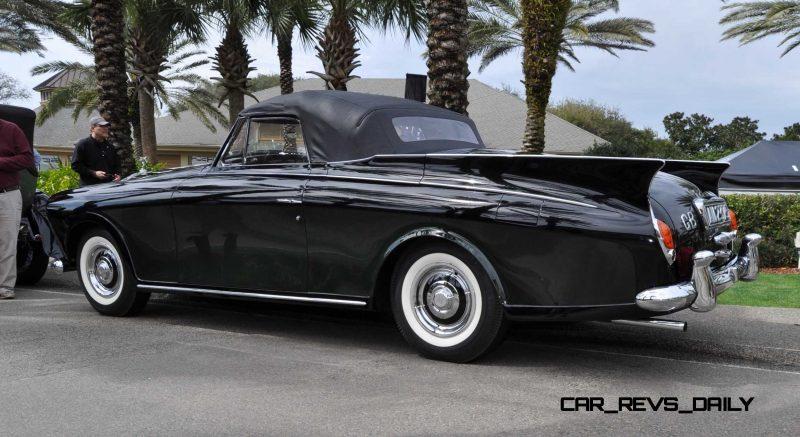 1958 Rolls-Royce Silver Cloud Honeymoon Express 11