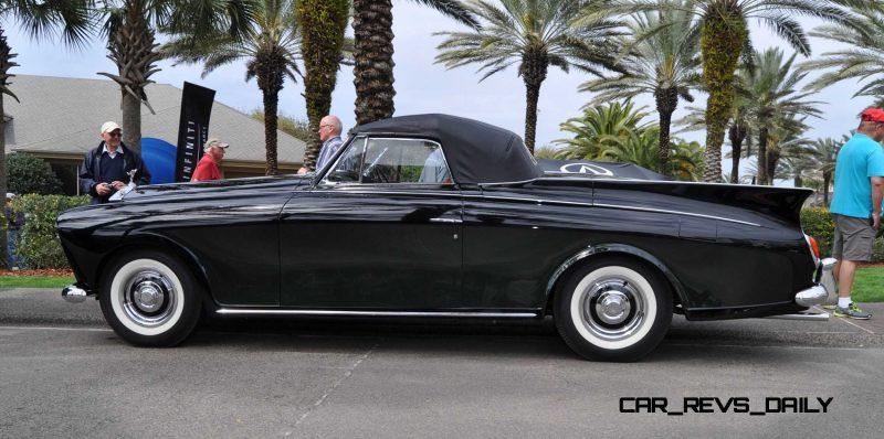 1958 Rolls-Royce Silver Cloud Honeymoon Express 14
