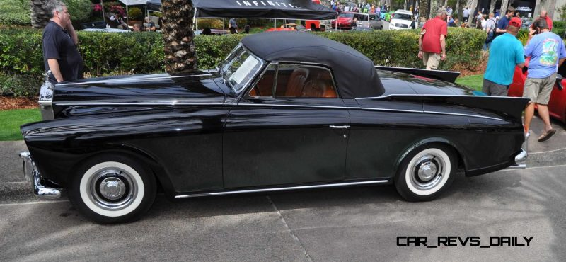 1958 Rolls-Royce Silver Cloud Honeymoon Express 16
