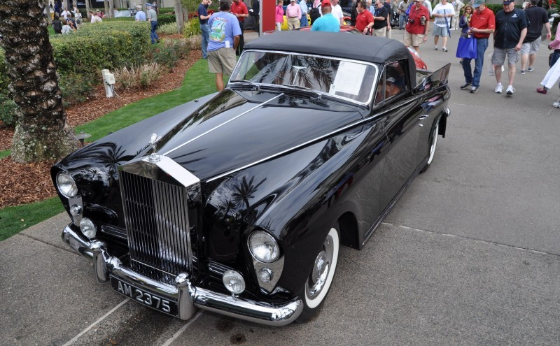 1958 Rolls-Royce Silver Cloud Honeymoon Express 25