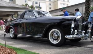 1958 Rolls-Royce Silver Cloud Honeymoon Express 31