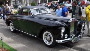 1958 Rolls-Royce Silver Cloud Honeymoon Express 32