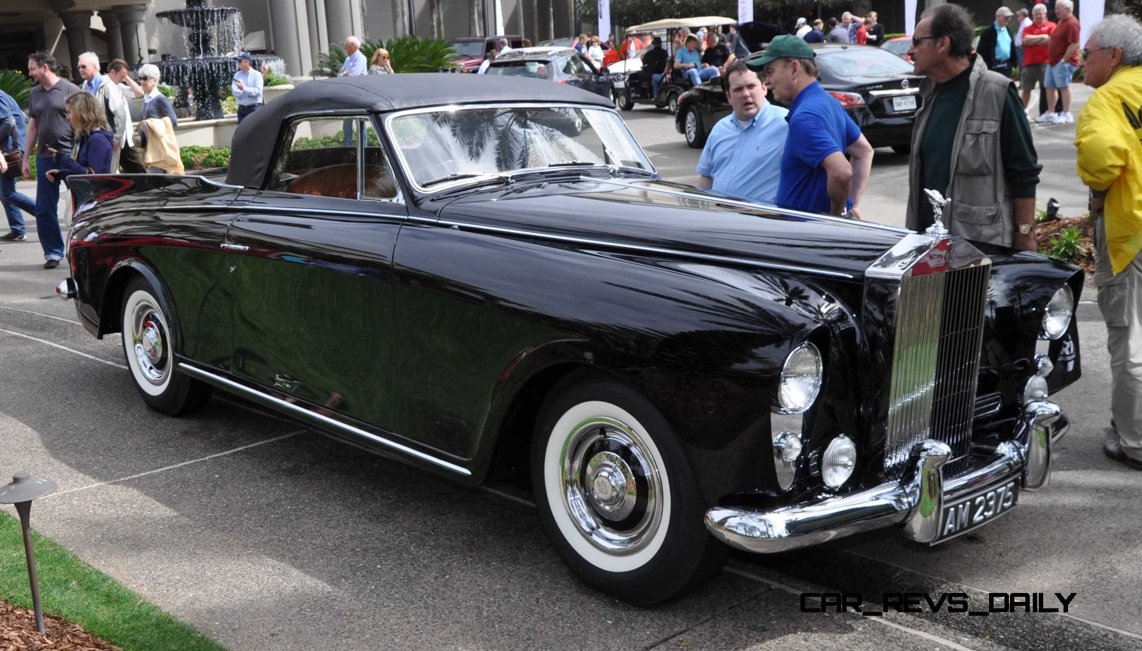 1958 Rolls-Royce Silver Cloud Honeymoon Express 32