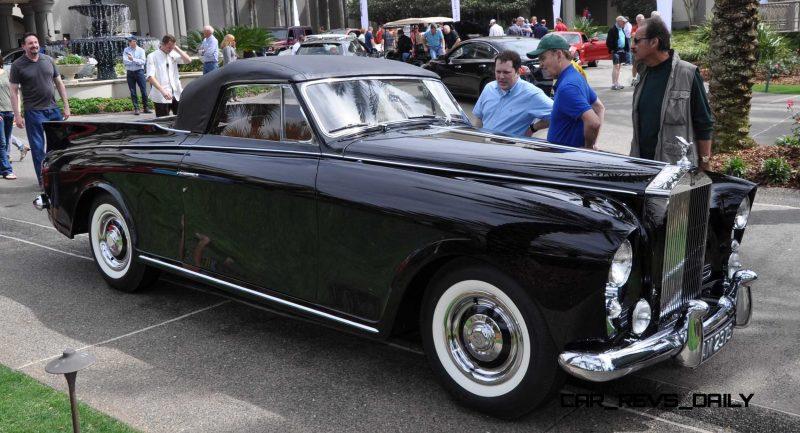 1958 Rolls-Royce Silver Cloud Honeymoon Express 33