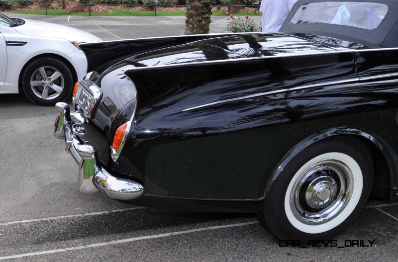 1958 Rolls-Royce Silver Cloud Honeymoon Express 37