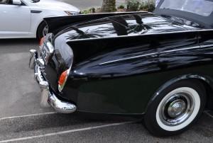 1958 Rolls-Royce Silver Cloud Honeymoon Express 38