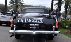 1958 Rolls-Royce Silver Cloud Honeymoon Express 4