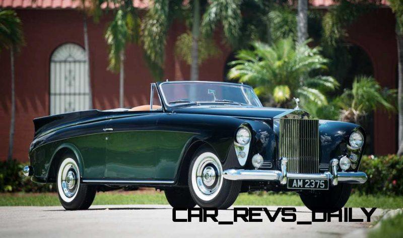 1958 Rolls-Royce Silver Cloud Honeymoon Express 42