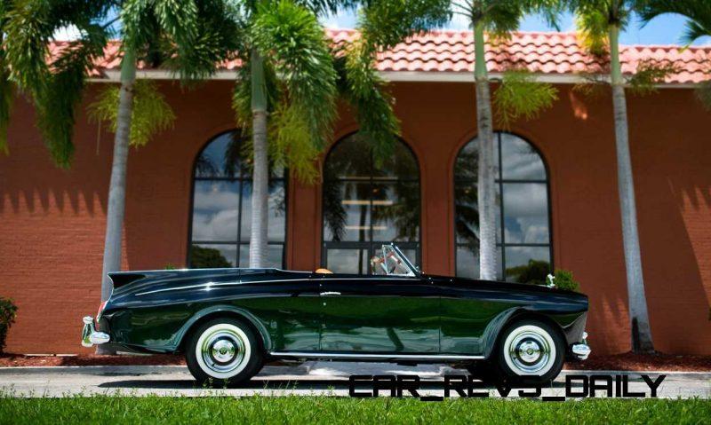 1958 Rolls-Royce Silver Cloud Honeymoon Express 45