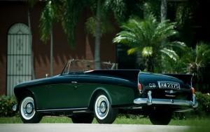 1958 Rolls-Royce Silver Cloud Honeymoon Express 47