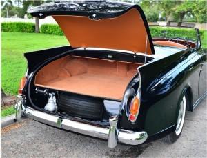 1958 Rolls-Royce Silver Cloud Honeymoon Express 49