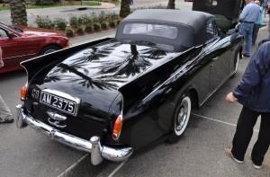 1958 Rolls-Royce Silver Cloud Honeymoon Express 6