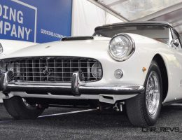 Gooding Amelia 2015 – 1961 Ferrari 250GT Series II Cabriolet Brings $2.1M