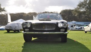 1965 Maserati Sebring 3500 GTi Series I 11