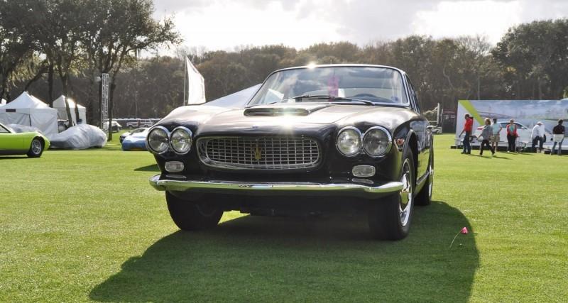 1965 Maserati Sebring 3500 GTi Series I 12