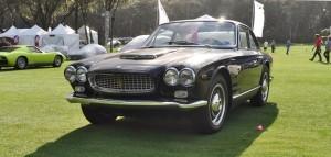 1965 Maserati Sebring 3500 GTi Series I 13