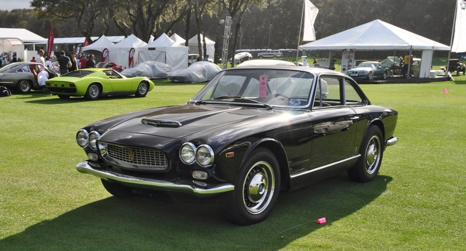 1965 Maserati Sebring 3500 GTi