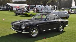 1965 Maserati Sebring 3500 GTi Series I 16