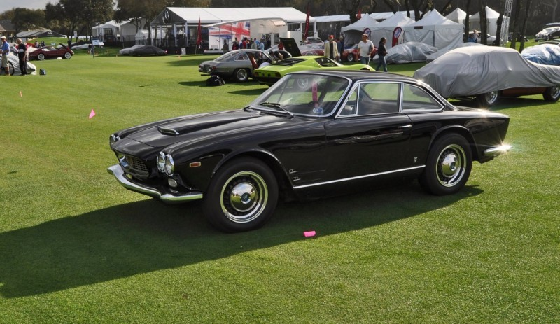 1965 Maserati Sebring 3500 GTi Series I 17