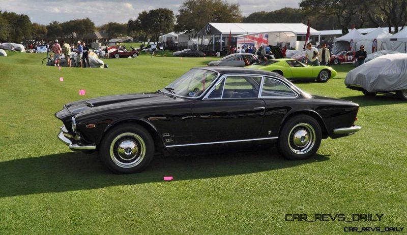 1965 Maserati Sebring 3500 GTi Series I 19