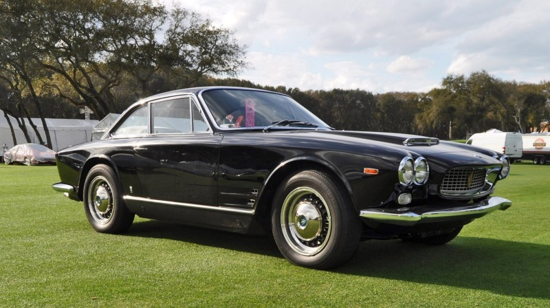 1965 Maserati Sebring 3500 GTi Series I 2