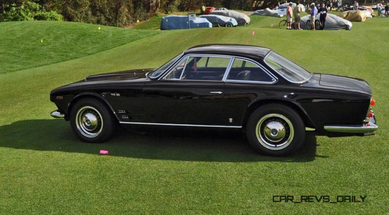 1965 Maserati Sebring 3500 GTi Series I 24