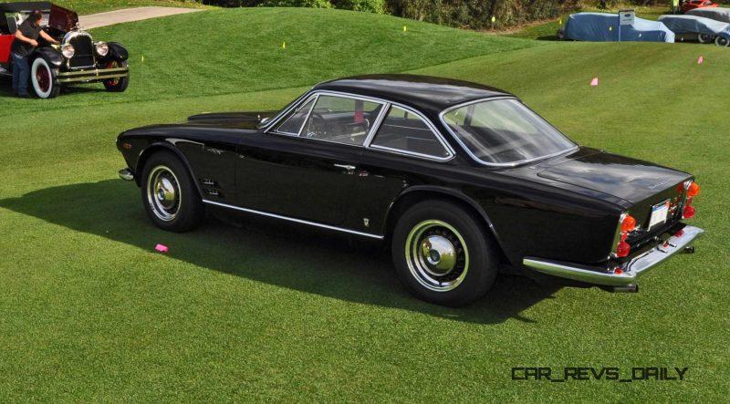 1965 Maserati Sebring 3500 GTi Series I 26